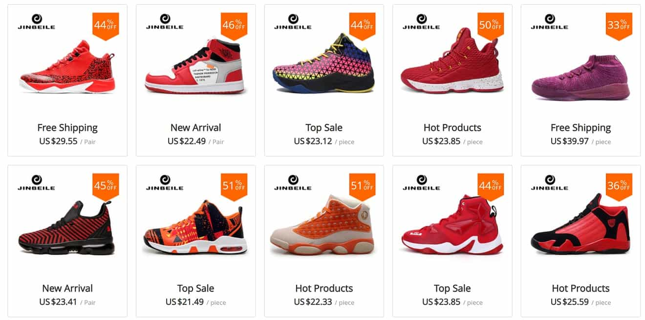 Nike Shoes Replica Nike Copy AliExpress Oulan Footwear Store 3 Cheap High Quality Red Basketball Shoes
