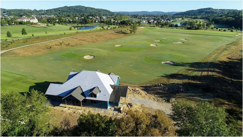 MTSU Golf Facility