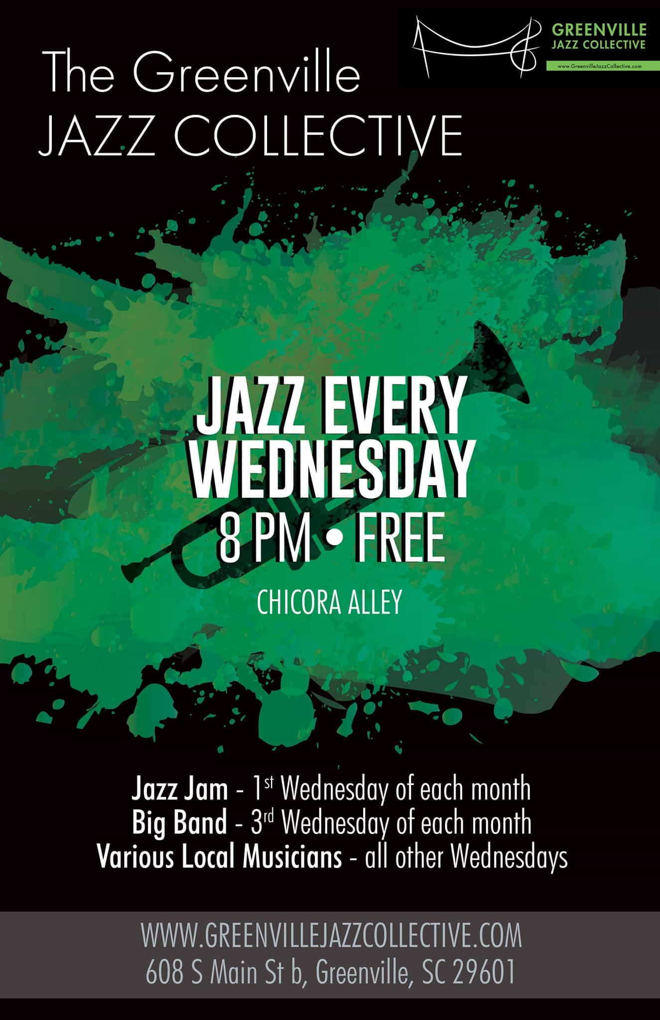 Wednesday Night Jazz: Shannon Hoover/Joshua Joyner