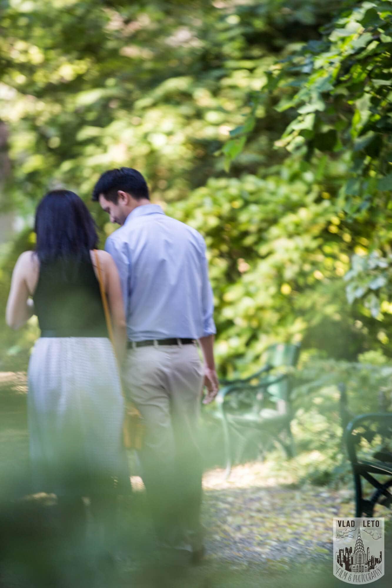 Photo 3 Gramercy Park Marriage Proposal | VladLeto