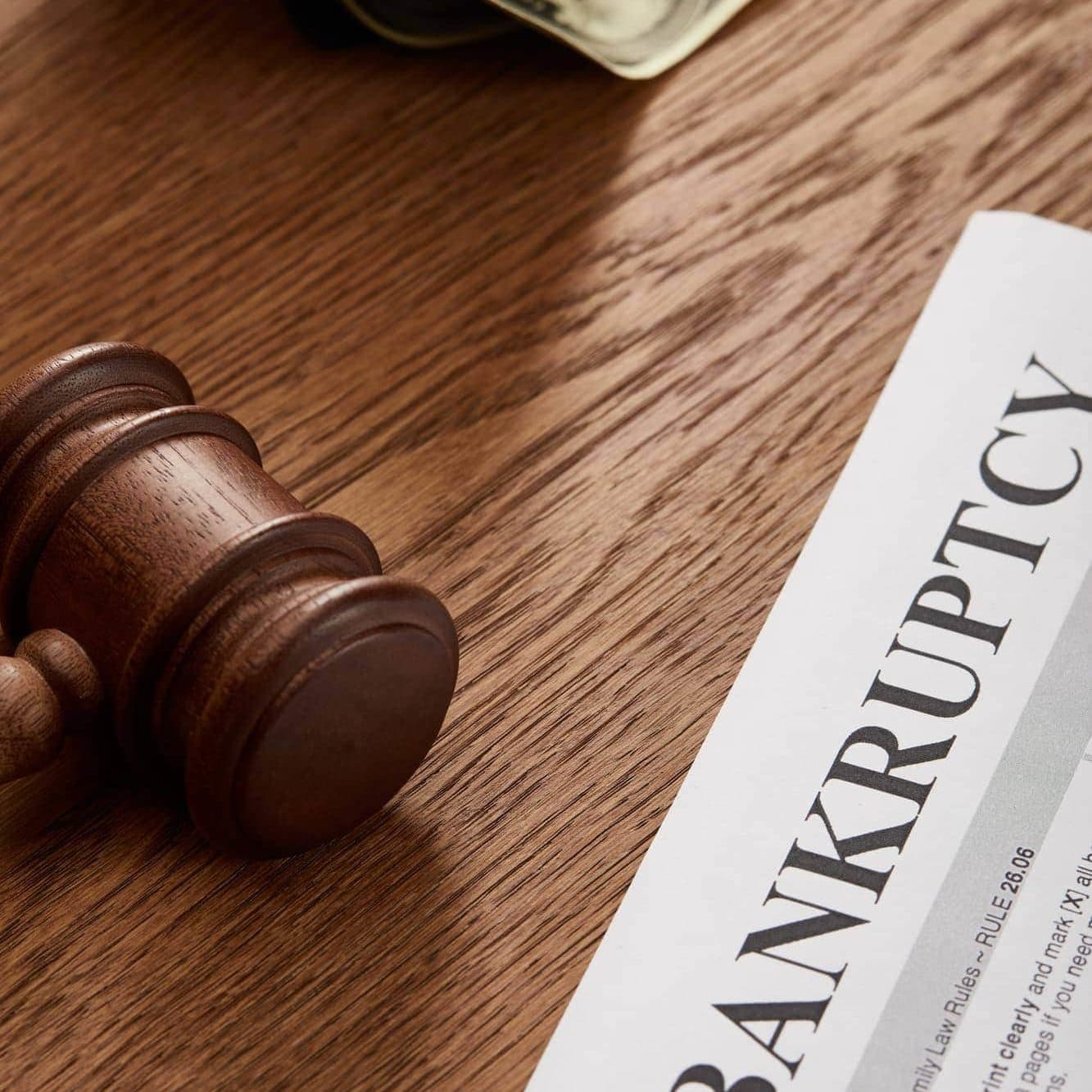 Bankruptcy Lawyer Paperwork Greensboro