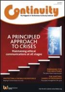continuity magazine