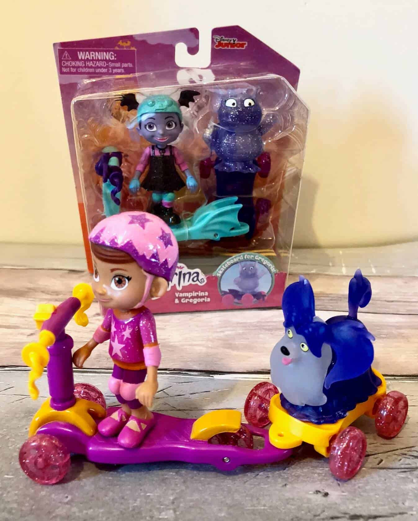 Vampirina Spooky Scooter Set