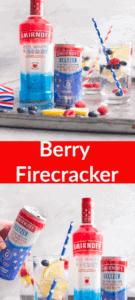 Berry Firecracker Pin