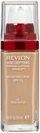 Revlon Age Defying Firming and Lifting Makeup | 40plusstyle.com
