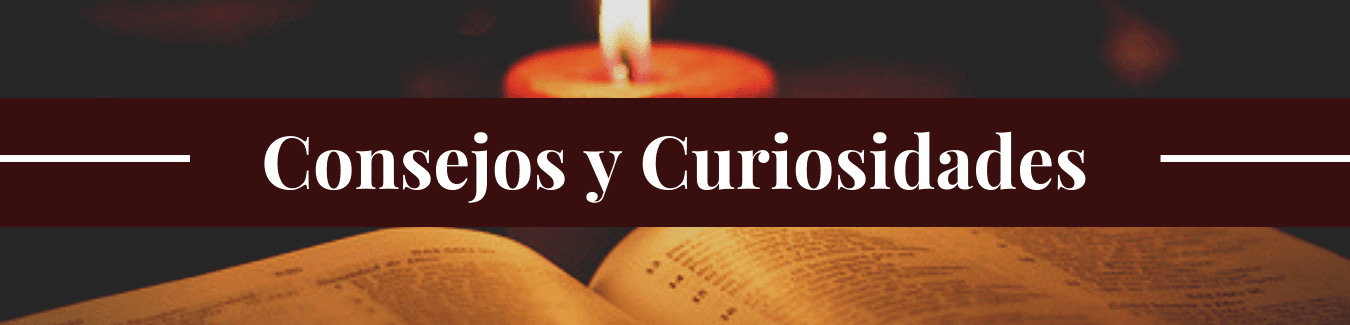 Consejos y Curiosidades (1)