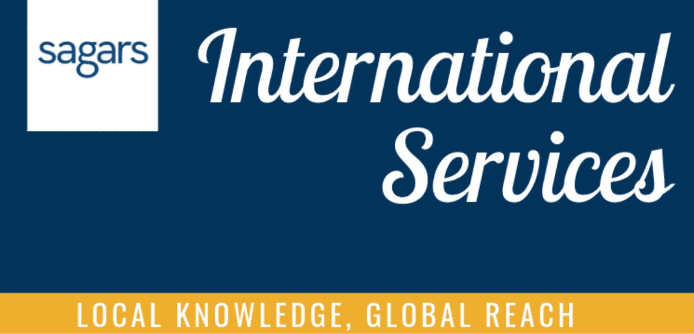 International services : Sagars Chartered Accountants & Business Advisers