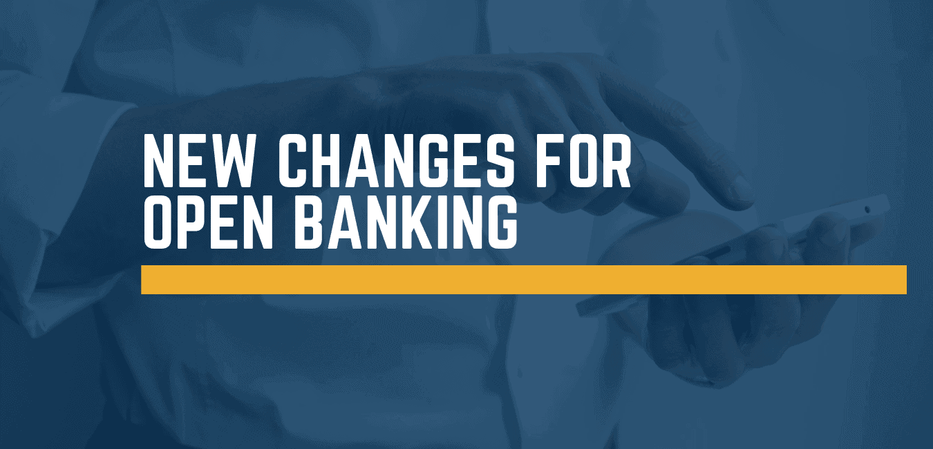 Changes to open banking : Sagars chartered accountants and business advisers