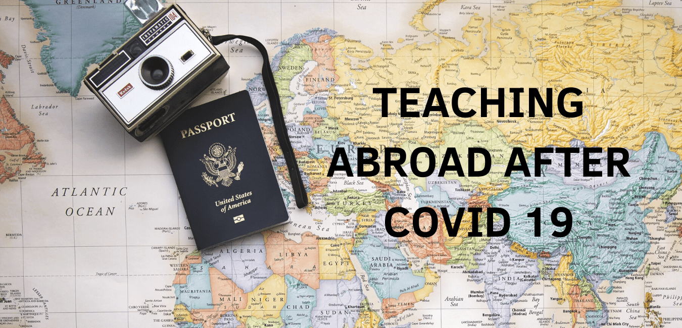 Teaching abroad after covid