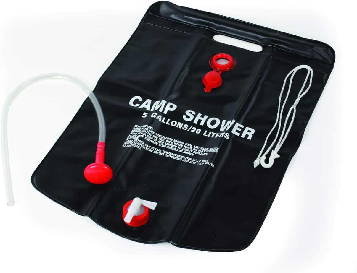 Camco white solar shower - photo 2