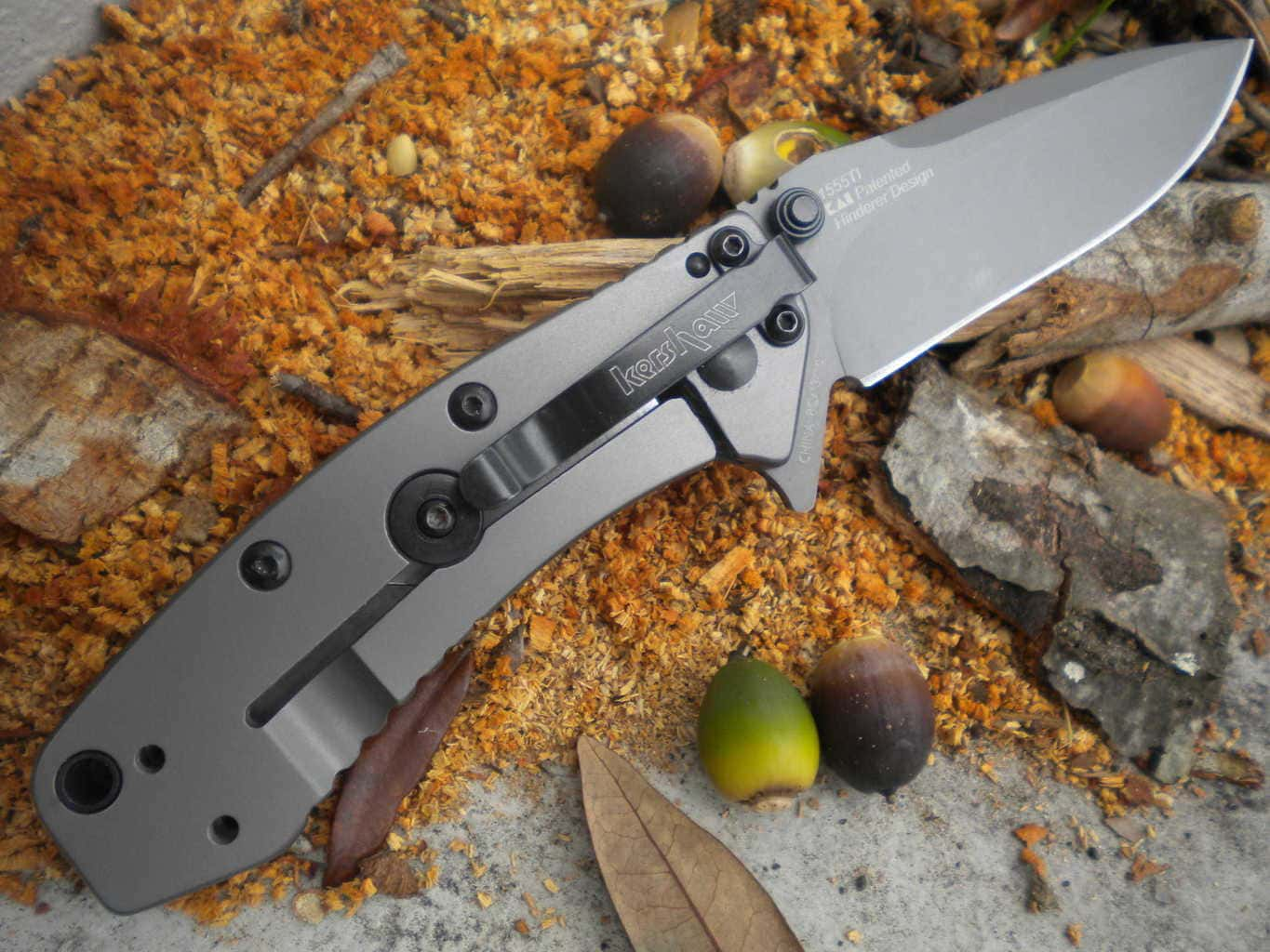 Kershaw Pocket Knives Review