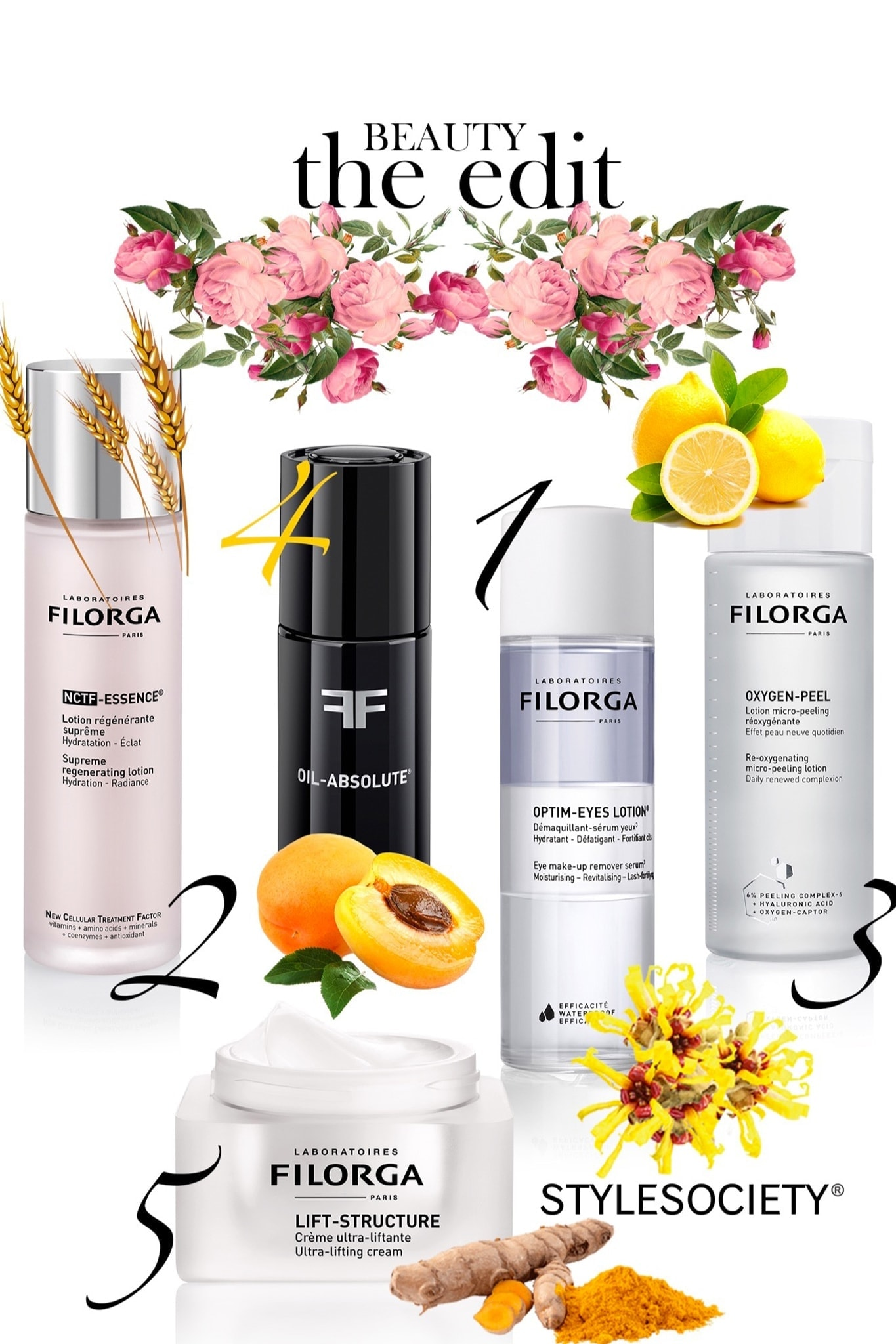 Top Beauty Picks By FILORGA