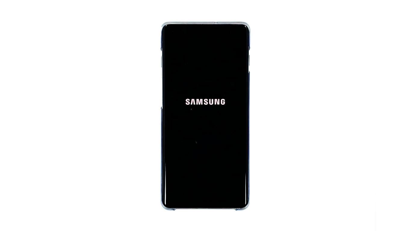 samsung galaxy s10 android 10 won't turn on