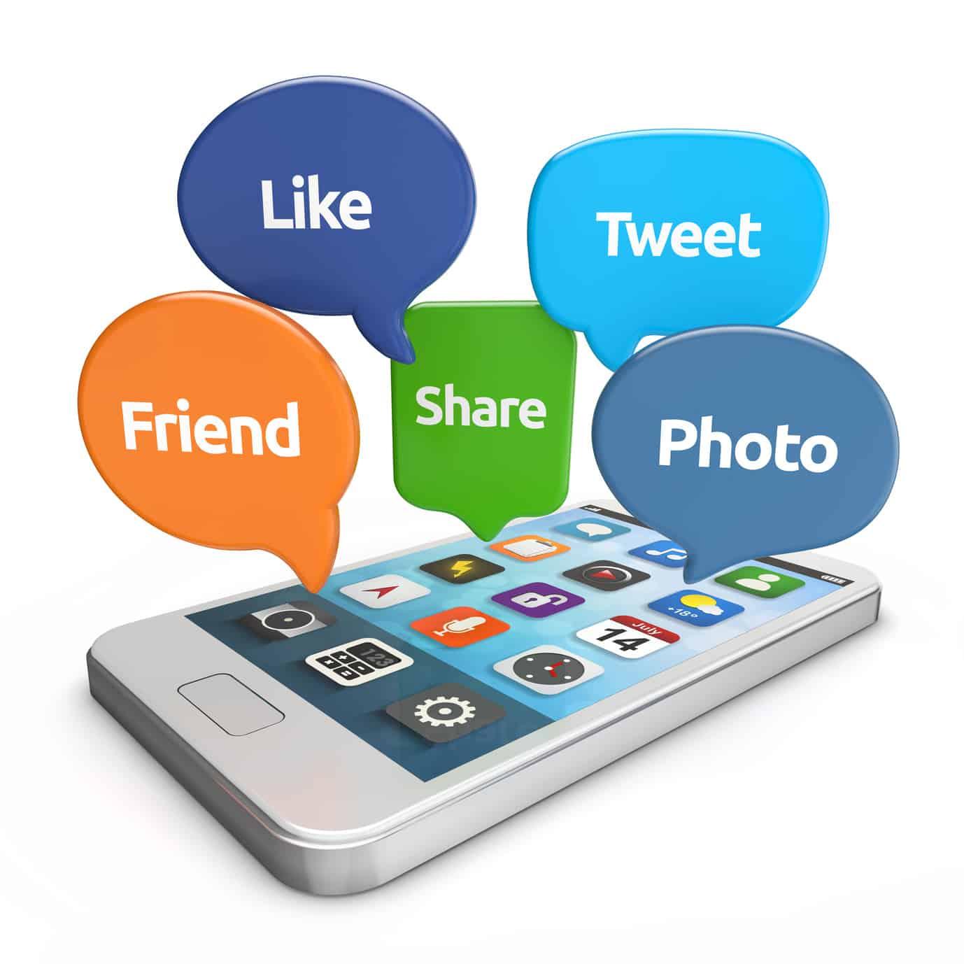 Social Media Rebrand