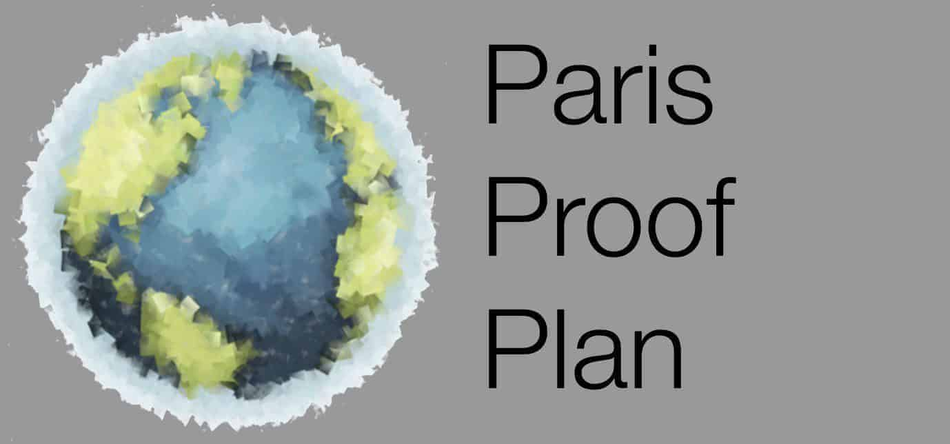 Paris Proof Plan