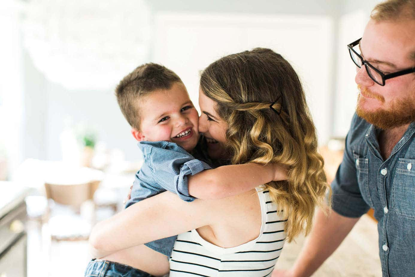 Great tips, tricks, and advice for lifestyle family photo shoots