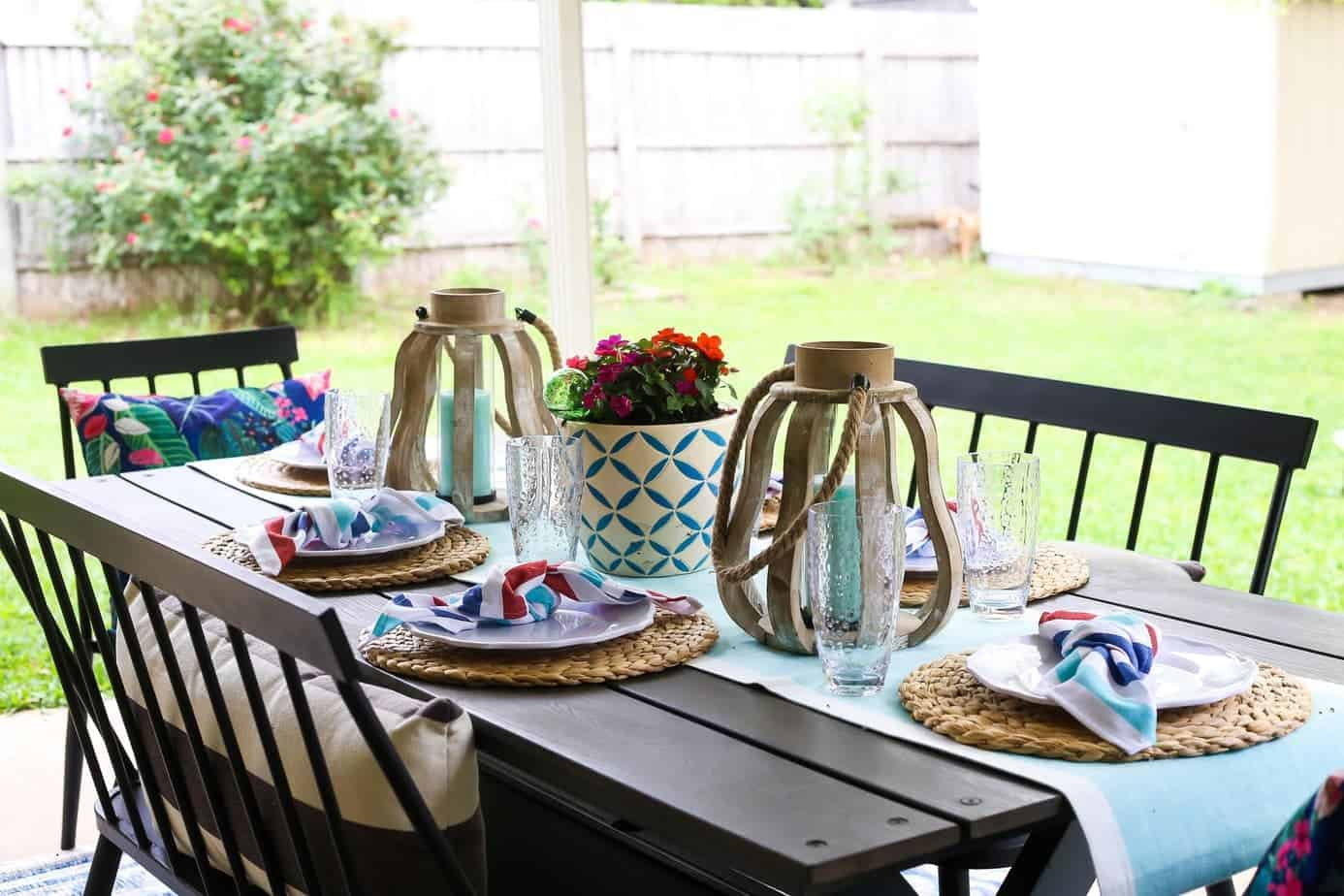 Patio Decorating Ideas Outdoor Hosting Tips Love Renovations
