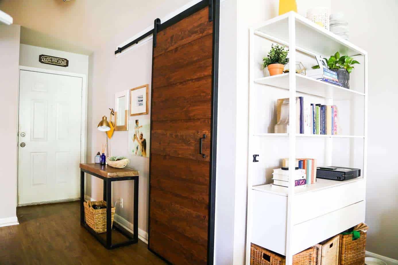 Laundry Room Door: Adding A Barn Door!