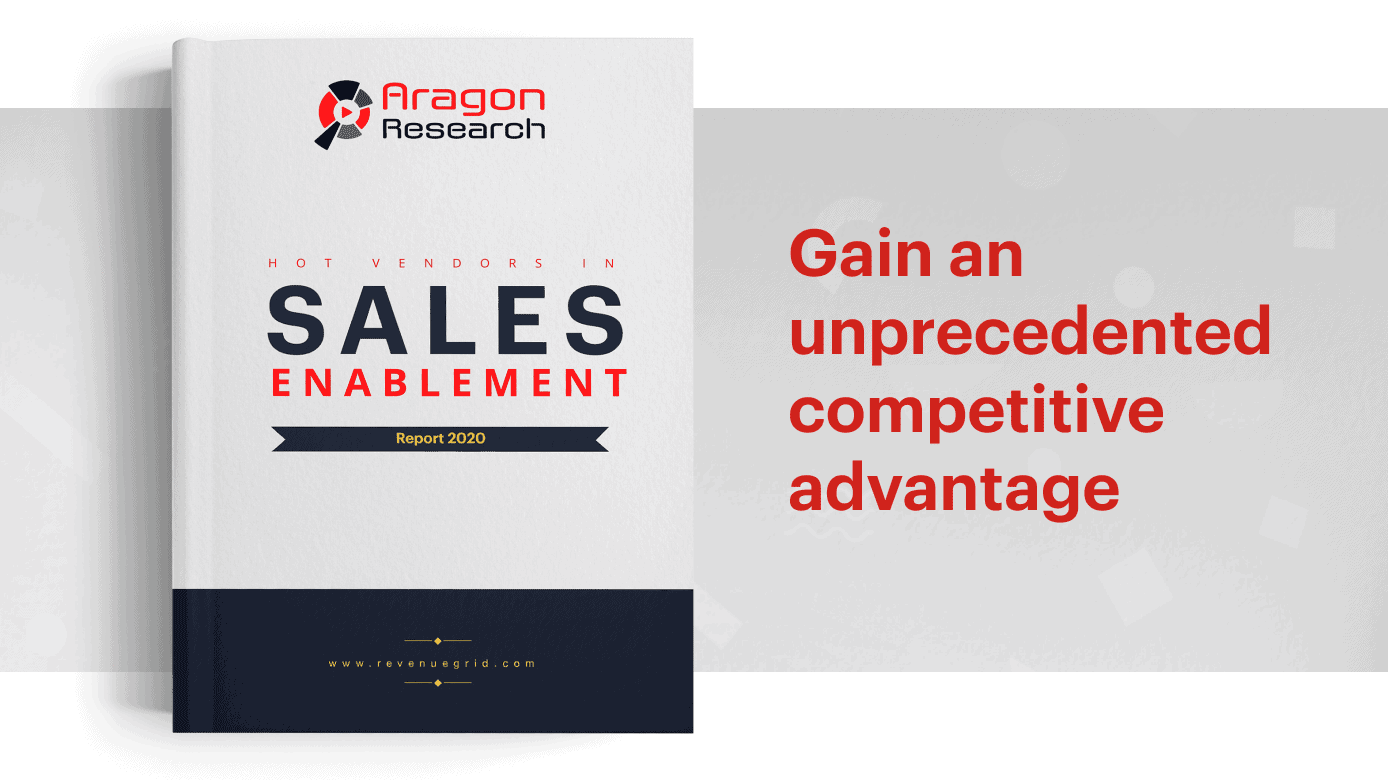 Sales Enablement Report by Aragon Research