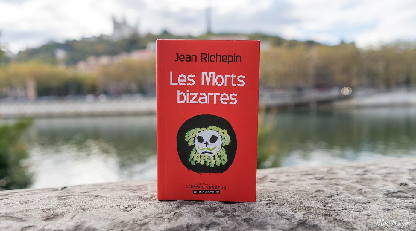Les Morts Bizarres de Jean Richepin