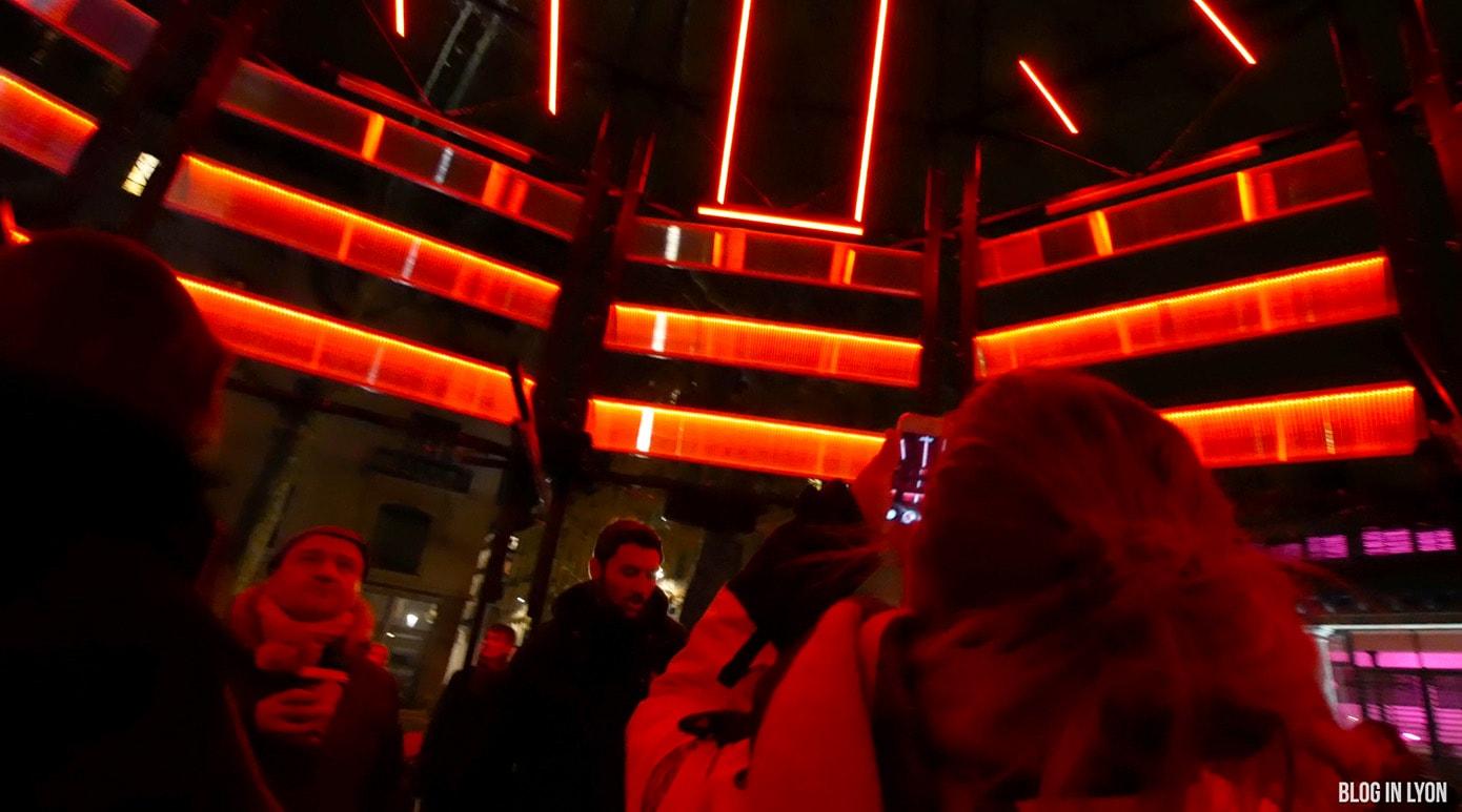 Fête des Lumières 2017 - Vidéo Place Rambaud