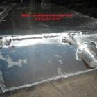 Изготовление алюминиевых баков 3