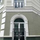 кованый балкон 11в