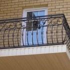 кованый балкон 17