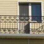 кованый балкон 6