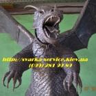 дракон из металла 7