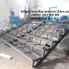 металлическая лестница 18