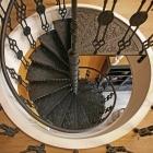 перила для лестницы киев 19