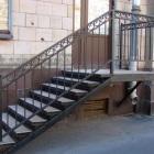 перила для лестницы киев 15