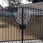 кованые ворота 11