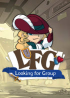 LFG - Lookinf For Group title card