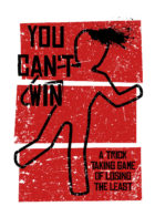 You Can't Win card game poster