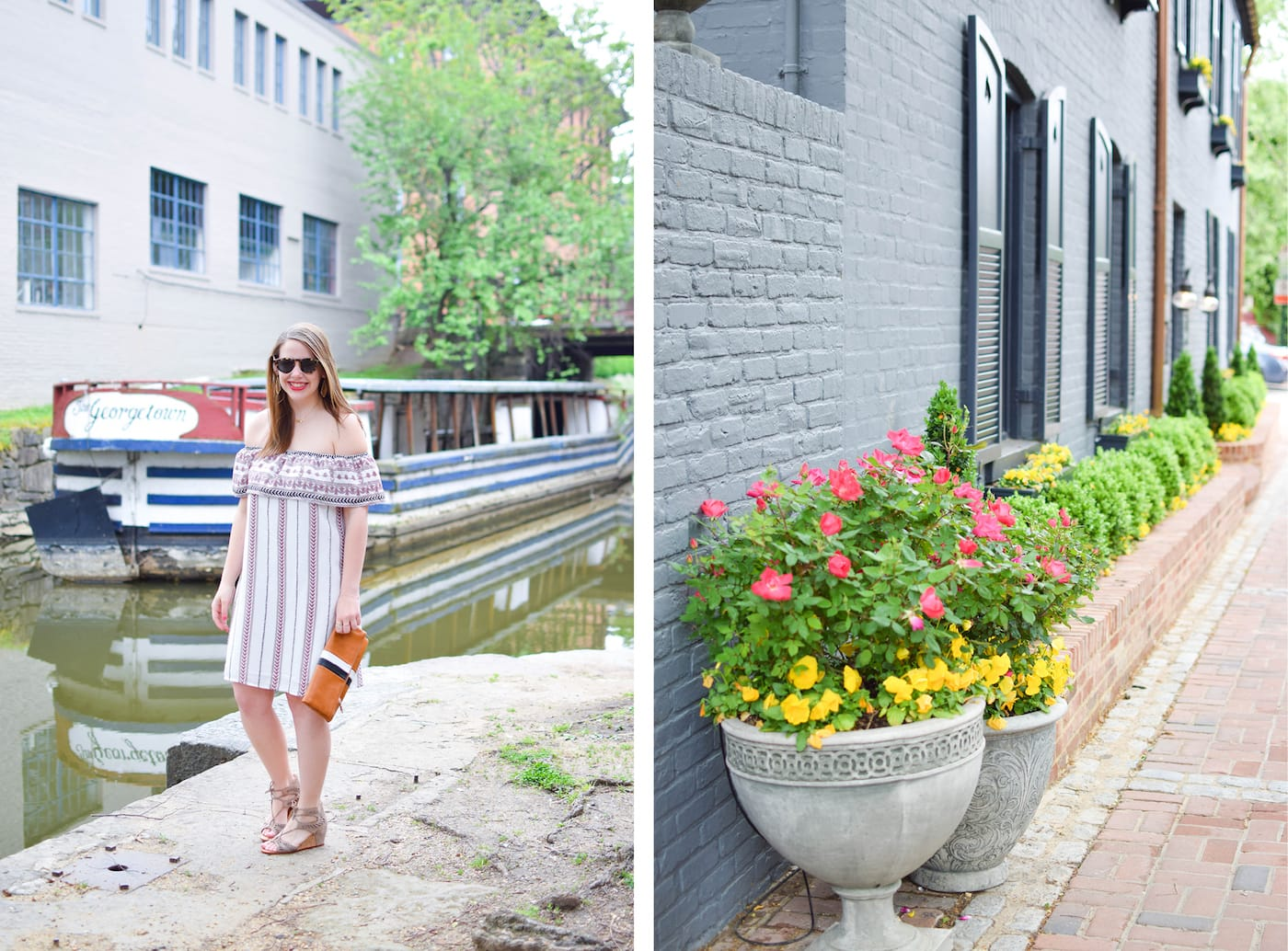 what to do in georgetown washington dc