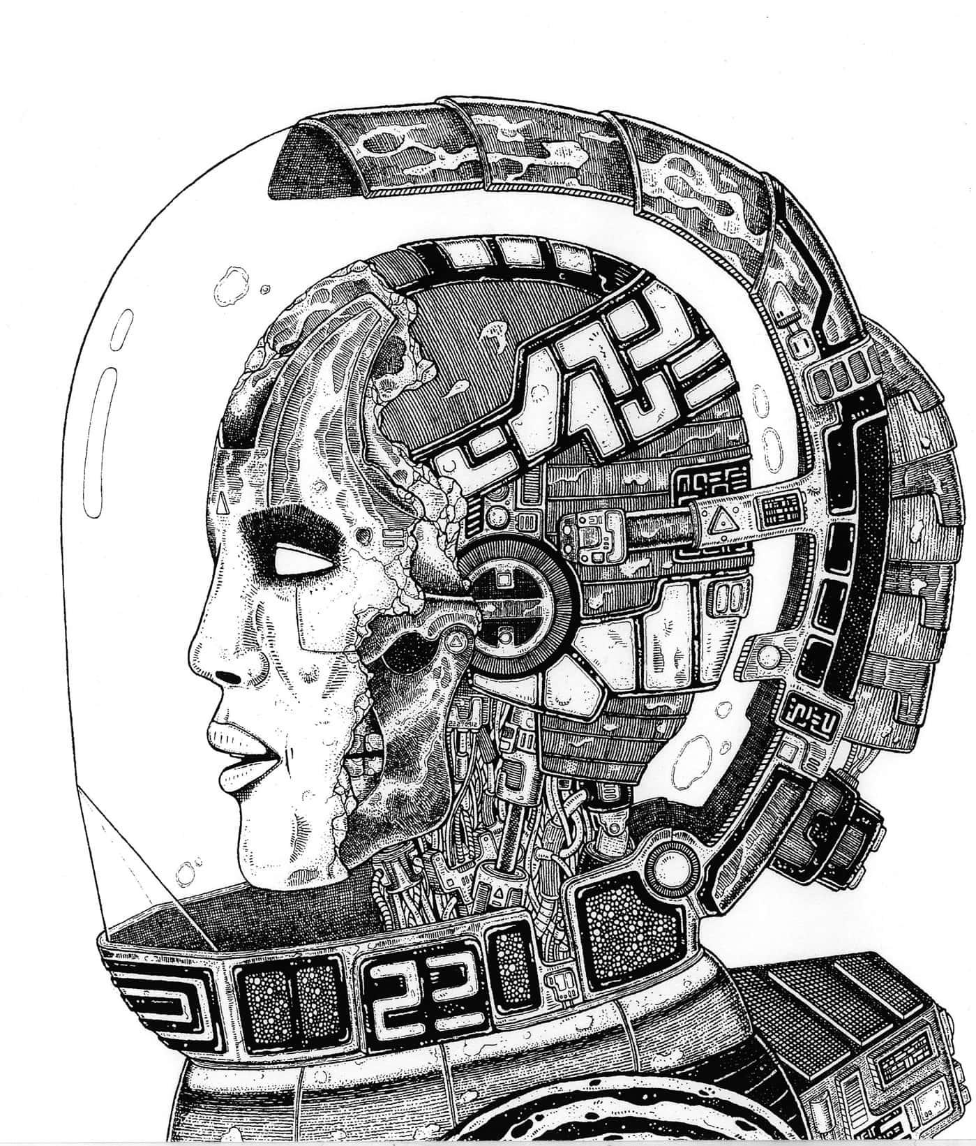 Art by Jaime Valderrama