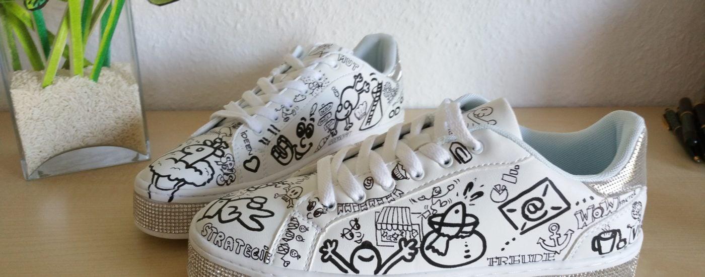 Visutrainment-Schuhe