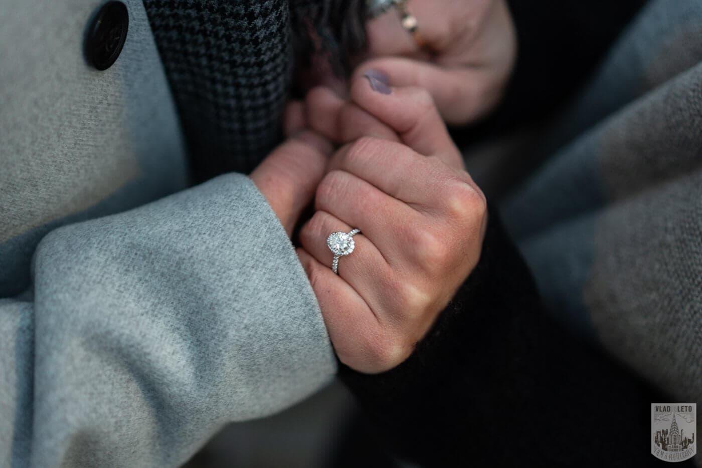 Photo 21 Bow bridge surprise marriage proposal. | VladLeto