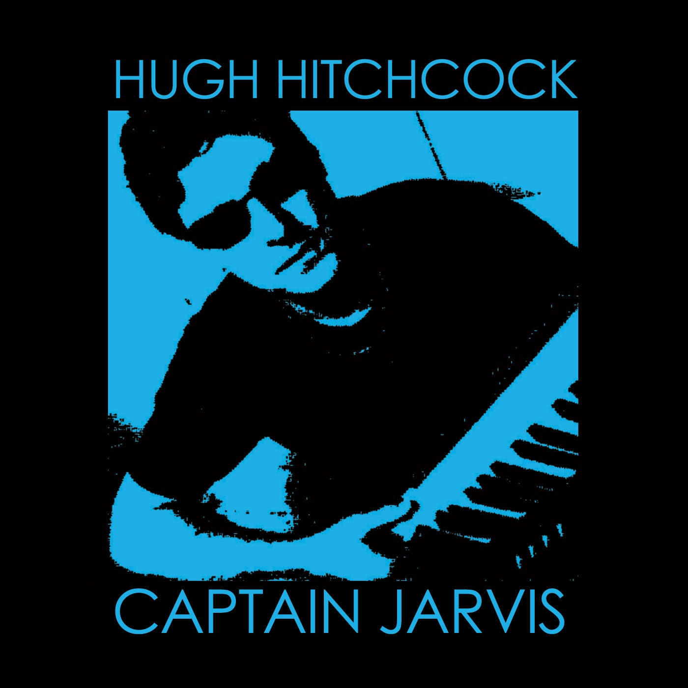 Captain Jarvis single release by Hugh Hitchcock