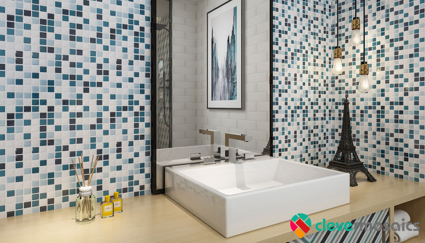 peel and stick tiles for shower walls