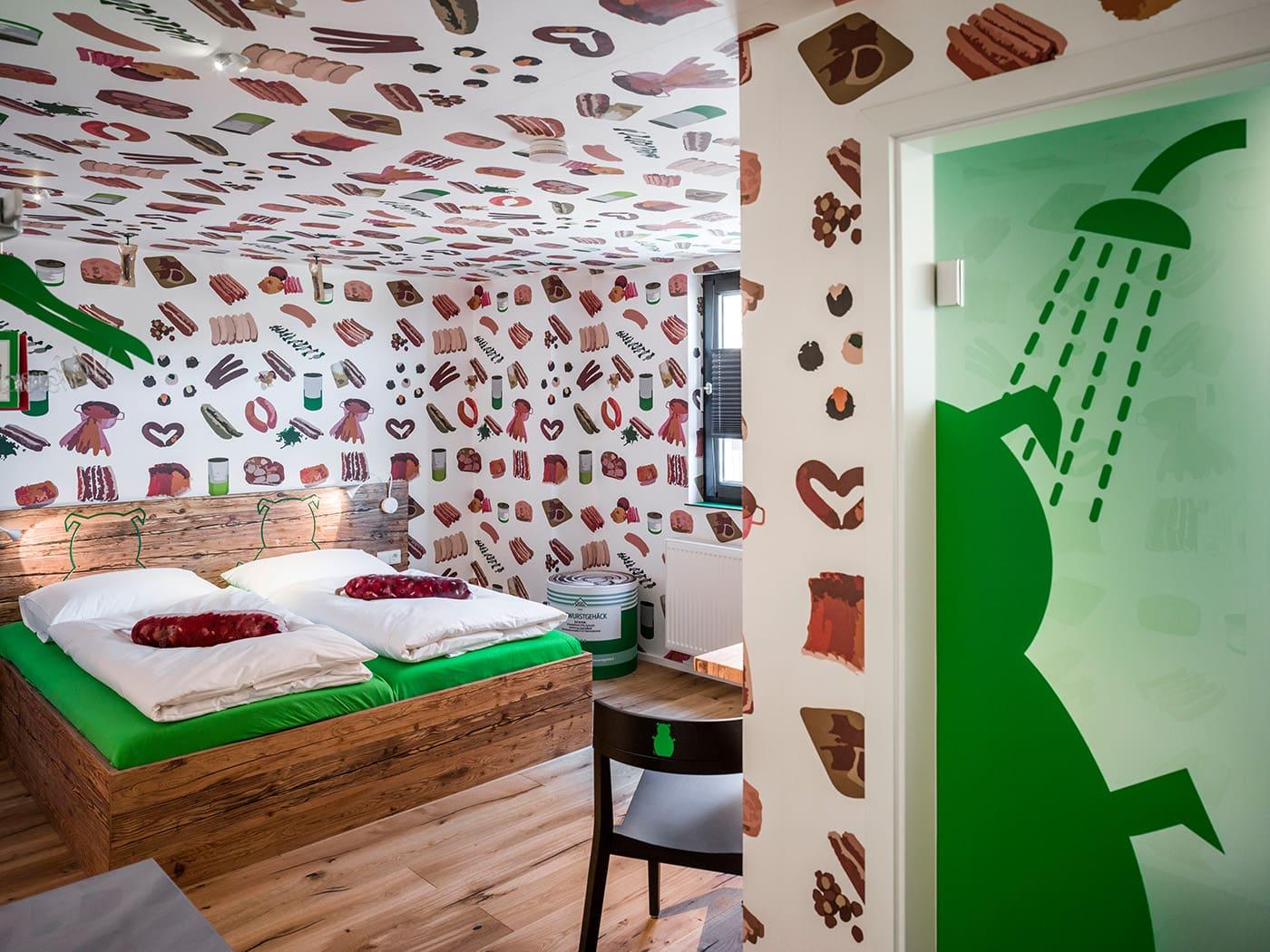 Zimmer Bratwursthotel