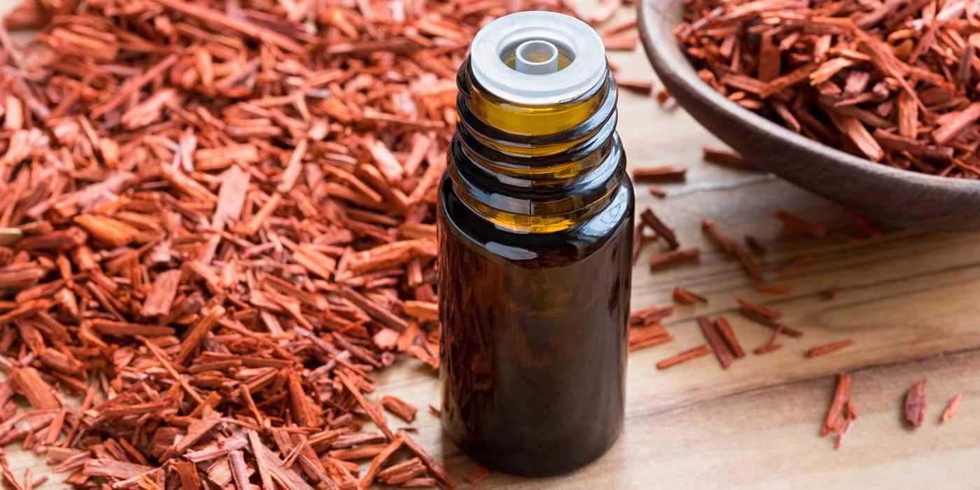 huile de bois de santal