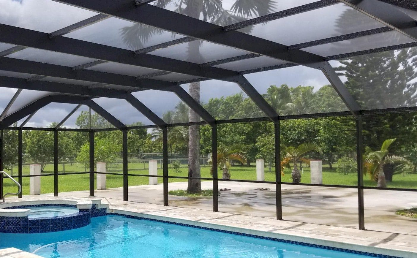 Screen Pool Patio Enclosures Miami Dade Broward