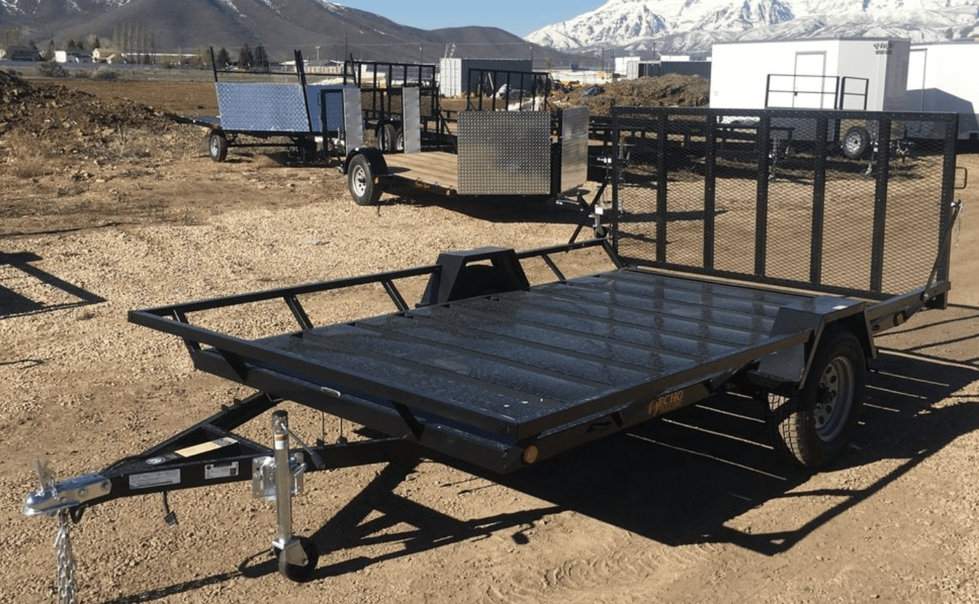 dirt bike trailers