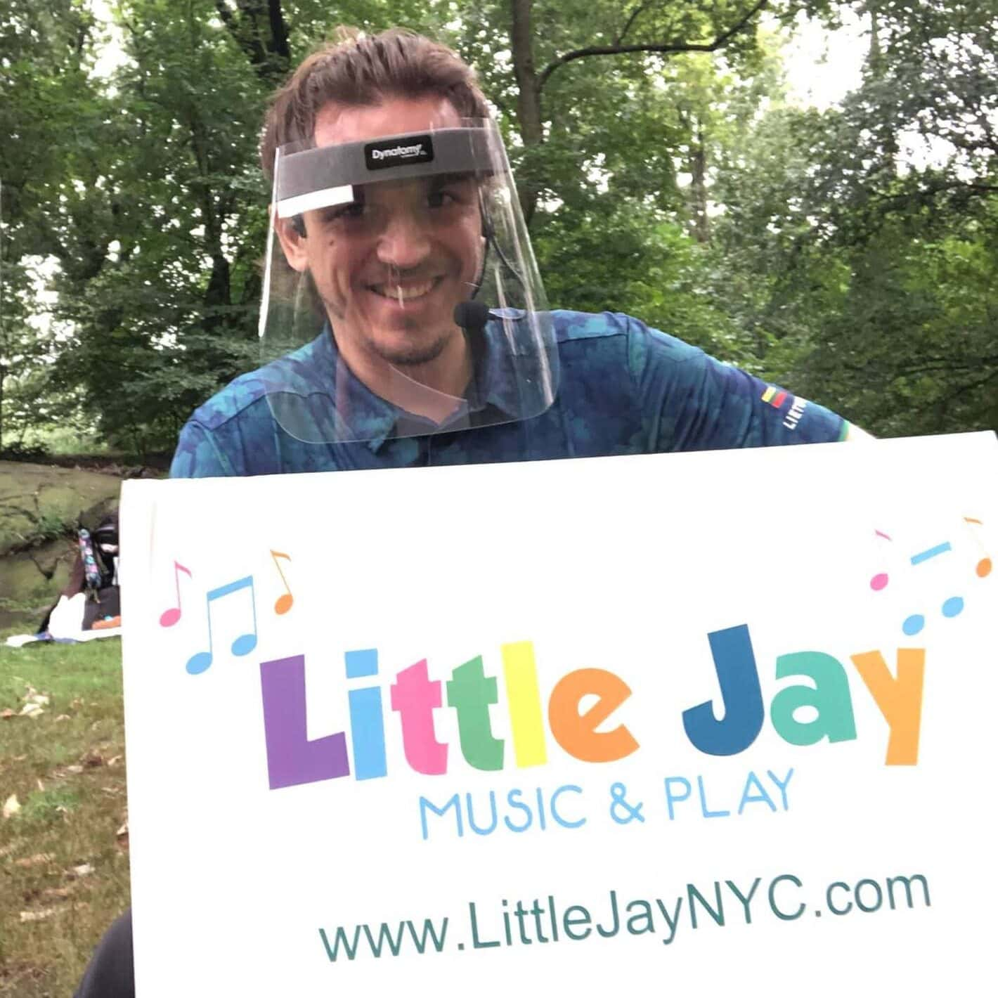 little Jay music and play