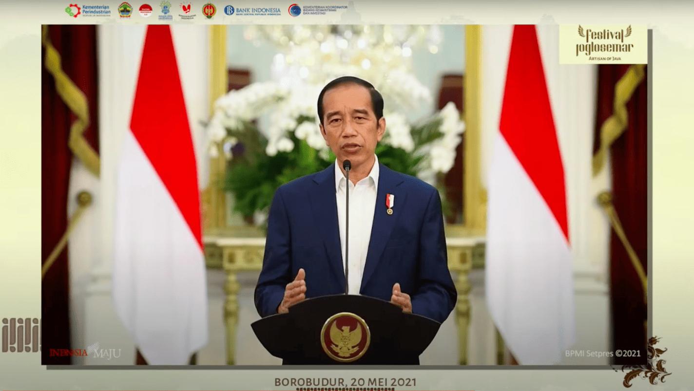 Presiden Jokowi buka Festival Joglosemar