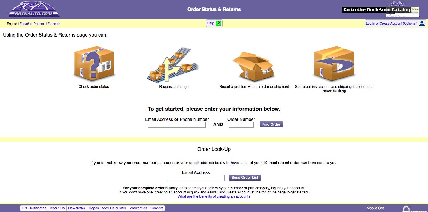 https www rockauto com orderstatus