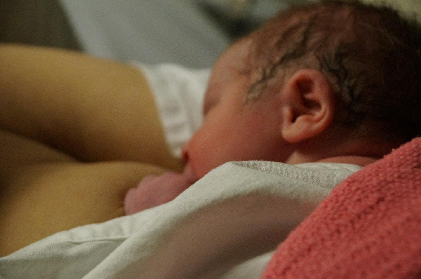 Photo of Breastfeeding Battles